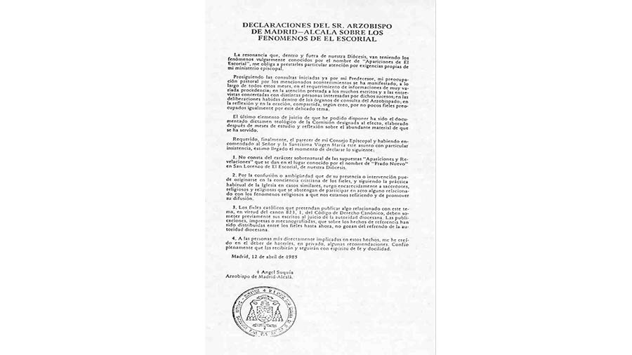 Nota-D.-Ánge-Suquía-12-abril-1985