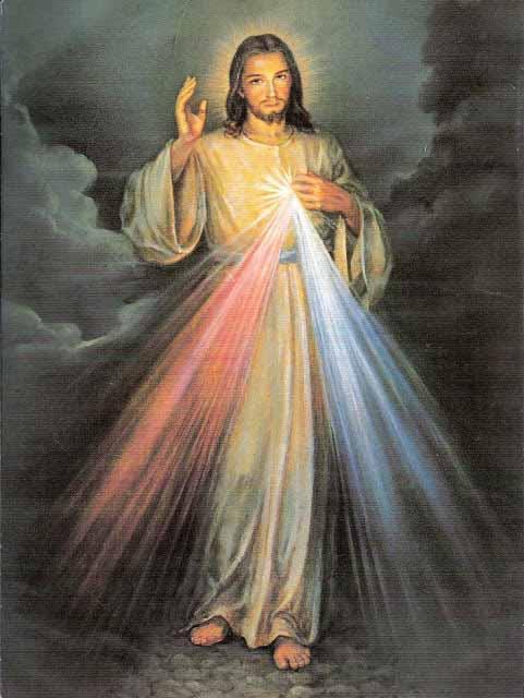 sagrado corazon de jesus parado nuevo