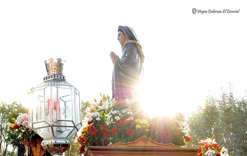 imagen virgen dolorosa apariciones marianas de el escorial prado nuevo