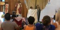 Virgen de El Escorial México